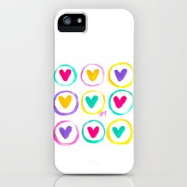 We Are Made of Colours iPhone Case