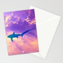 Air Shark Stationery Cards
