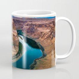 Horseshoe Bend at Sunset Coffee Mug