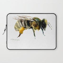 Bee, bee design honey bee, honey making Laptop Sleeve