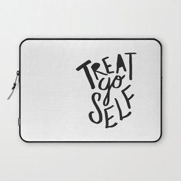 Treat Yo Self Laptop Sleeve