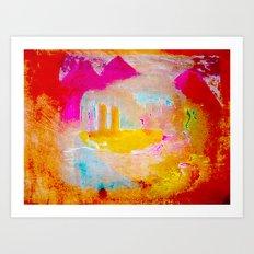 Iahad Art Print