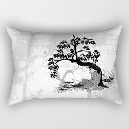 Stille Rectangular Pillow