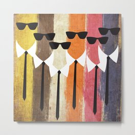 Reservoir Dogs Metal Print