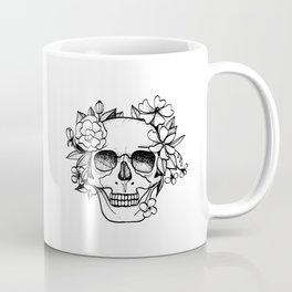 Skull glam Coffee Mug