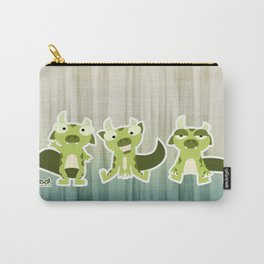 Funny Salamanders Carry-All Pouch