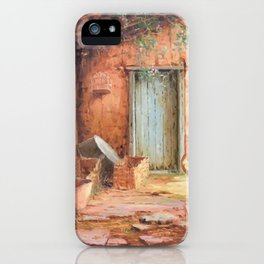 Choza iPhone Case