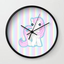 g1 my little pony baby Sundance Wall Clock