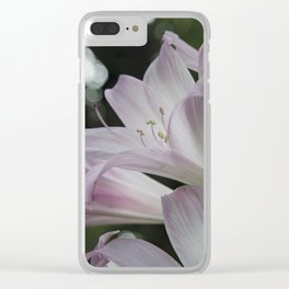Collecting Light Clear iPhone Case