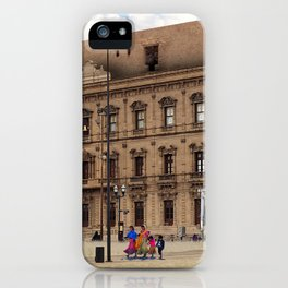 Tarahumara iPhone Case