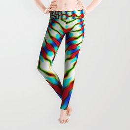 Hippie Rainbows | Colourful Hippie Love Leggings