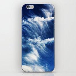 Whispy Clouds iPhone Skin