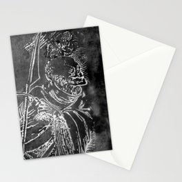 Ankou Stationery Cards