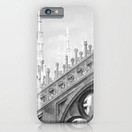 The Duomo Milan - Italy iPhone Case