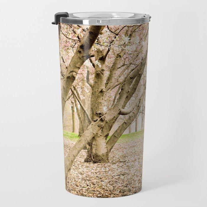 Blossom of Spring Travel Mug