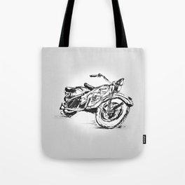 Bike 1 Tote Bag