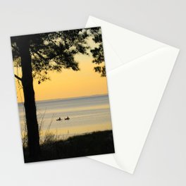 Go Kayaking Stationery Cards