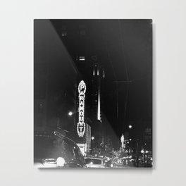 Paramount 1 Metal Print