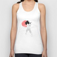 bender Tank Tops featuring Water Bender by Rach-Draws