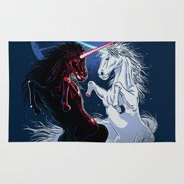 Unicorn Wars Rug