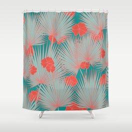 Sugar Lagoon Shower Curtain