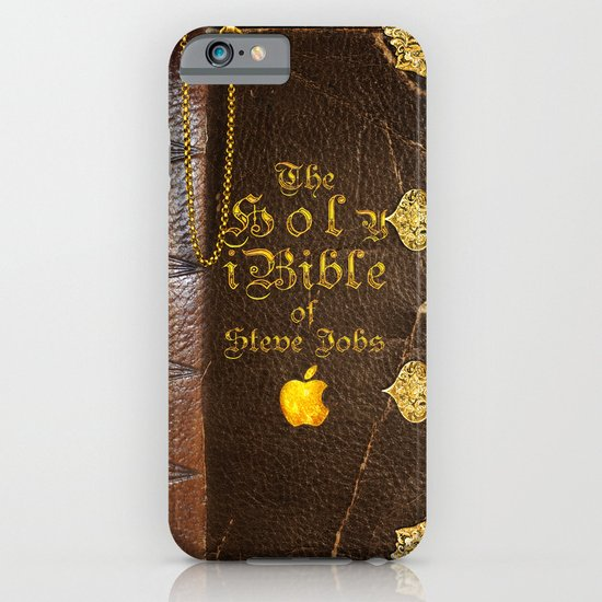 The Holy iBible iPhone & iPod Case