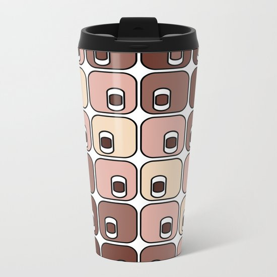 Ace high Metal Travel Mug