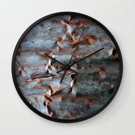 Crunchy Wall Clock