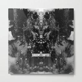 Chief - Shadows Chapter 3 Metal Print