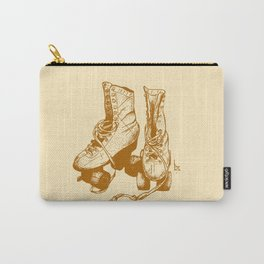 Vintage roller quad Carry-All Pouch