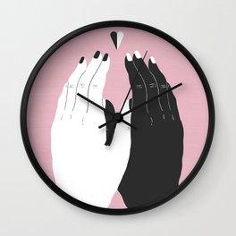 Marjanne Mars x Anna Bulbrook Wall Clock