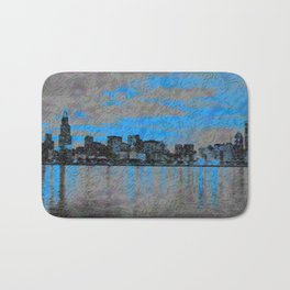 Windy City Bath Mat