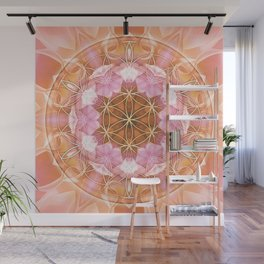 Flower of Life Mandalas 18 Wall Mural