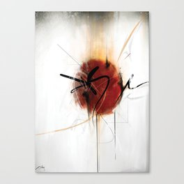 Fusion from my Mind Canvas Print