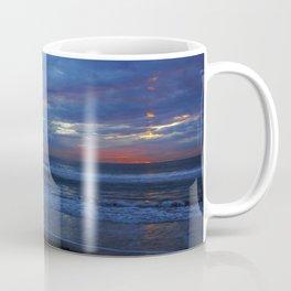 Sunset Color Splash Coffee Mug