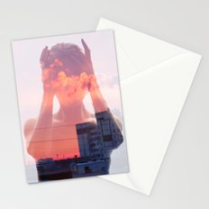 Insideout 8. Mind Pollution Stationery Cards