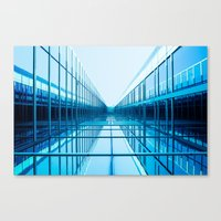 architecture Canvas Prints featuring Architecture by GF Fine Art Photography
