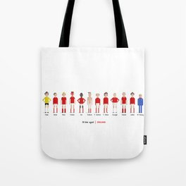 England - All-time squad Tote Bag