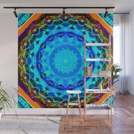 Kaleidoskop Q Wall Mural