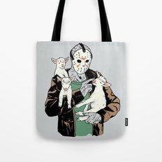 Cute Kid Tote Bag