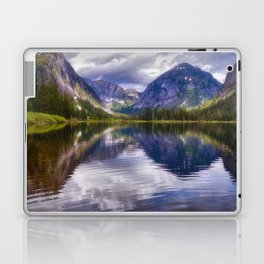Misty Fiords Lake Laptop & iPad Skin