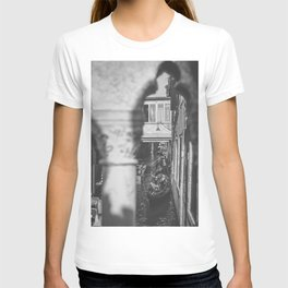 A view of Venice in B/W T-shirt