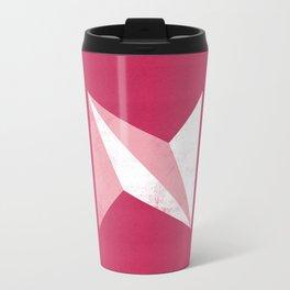 """N"" Drop Cap Travel Mug"
