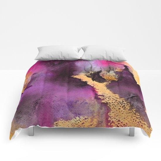 Ink #1 Comforters