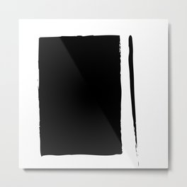 STRIP SEARCH Metal Print