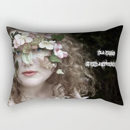 Idyllic Longing Rectangular Pillow