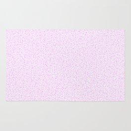 Cracked Glass - Lavender Rug