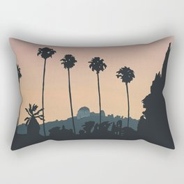 Franklin Avenue Rectangular Pillow