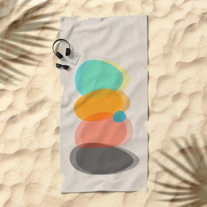 Equilibrium Beach Towel