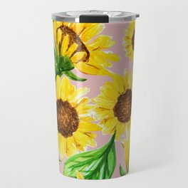 Sunny #society6 #decor #buyart Travel Mug